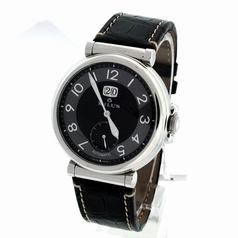Milus Zetios ZET 401 Black Dial Watch