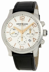 Montblanc Time Walker 101549 Mens Watch