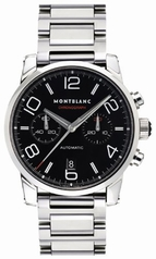 Montblanc Time Walker 9668 Mens Watch