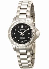 Movado 800 2600079 Ladies Watch