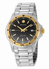 Movado 800 2600088 Mens Watch