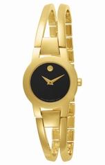 Movado Amorosa 604758 Ladies Watch