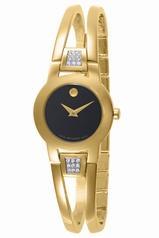 Movado Amorosa 604984 Ladies Watch