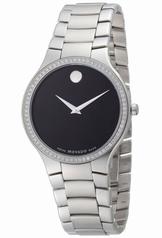 Movado Metio 0606384 Ladies Watch