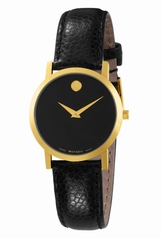 Movado Museum 606131 Ladies Watch