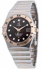 Omega Constellation 1301.60 Mens Watch