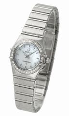 Omega Constellation 1466.71.00 Ladies Watch