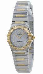 Omega Constellation Ladies 1365.75.00 Ladies Watch