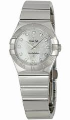 Omega Constellation Ladies OM12310276055002 Ladies Watch