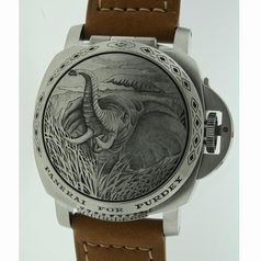 Panerai Sealand - Purdey PAM00814 Mens Watch