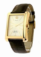 Piaget Black Tie Emperador GOA32121 Mens Watch