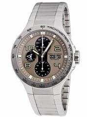 Porsche Design Flat Six Automatic Chronograph 63404124GB0251 Mens Watch