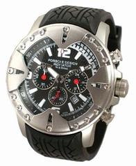 Porsche Design Flat Six Automatic Chronograph PSE-18-839 Mens Watch
