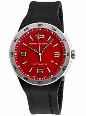 Porsche Design Flat Six P6310 631041841167-3 Mens Watch
