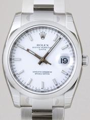 Rolex Date Mens 115200 Mens Watch