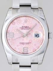 Rolex Date Mens 116200 Unisex Watch