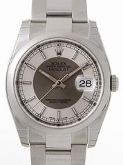 Rolex Date Mens 116200SRSO Mens Watch