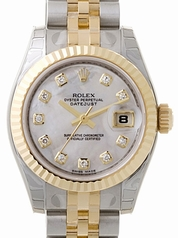Rolex Datejust Ladies 179173MDJ Mens Watch