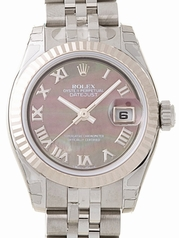 Rolex Datejust Ladies 179174 Watch