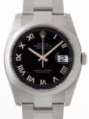 Rolex Datejust Men's 116200BKRO Mens Watch