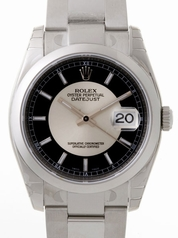 Rolex Datejust Men's 116200BKRSO Mens Watch