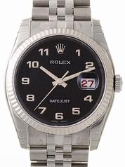 Rolex Datejust Men's 116234 Round Watch Watch