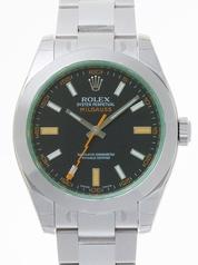 Rolex Milgauss 116400GV Automatic Watch