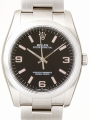 Rolex Oyster Date 116000BKAPSO Mens Watch