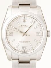 Rolex Oyster Date 116000SASO Mens Watch