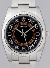 Rolex Oyster Date 116034BKOCAO Mens Watch