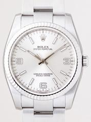 Rolex Oyster Date 116034SASO Mens Watch