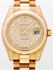 Rolex President Ladies 179175 Automatic Watch