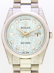 Rolex President Men's 118206 Mens Watch
