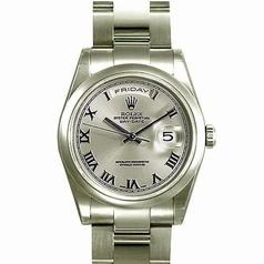 Rolex President Men's 118209 Round Shape Watch