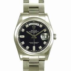 Rolex President Men's 118209 Watch