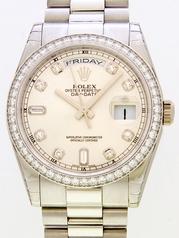 Rolex President Men's 118346A Mens Watch