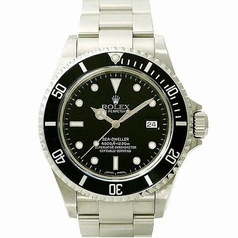 Rolex Sea Dweller 16600 Beige Band Watch