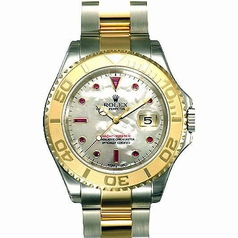 Rolex Yachtmaster 16623 White Dial Watch