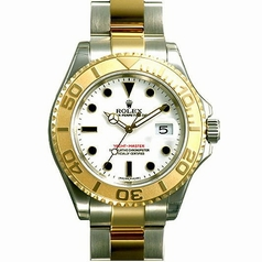 Rolex Yachtmaster 16623 Yellow Band Watch