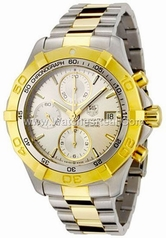 Tag Heuer Aquaracer CAF2120.BB0816 Mens Watch