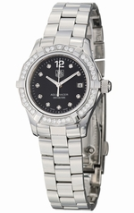 Tag Heuer Aquaracer WAF141D-BA0824 Ladies Watch