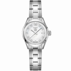 Tag Heuer Carrera WV1411.BA0793 Diamond Dial Watch