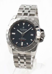 Tudor Glamour Date-Day Lady TD20010BL Mens Watch