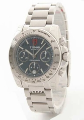 Tudor Glamour Date-Day Lady TD20300BL Mens Watch
