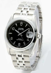 Tudor Glamour Date-Day Lady TD74000BKA Mens Watch