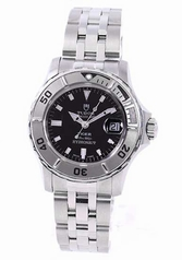 Tudor Glamour Date-Day Lady TD99090BK5 Mens Watch