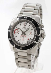 Tudor Glamour Date Lady TD20350WHCH3 Mens Watch