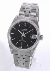 Tudor GranTour Date TD72000BKAR5 Mens Watch