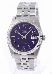 Tudor GranTour Date TD74034BLA5 Mens Watch
