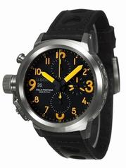 U-Boat Flightdeck 43-CAS-O Mens Watch